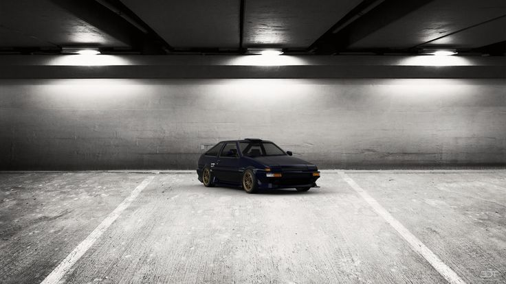 Toyota AE86 1985 Tantra Edition