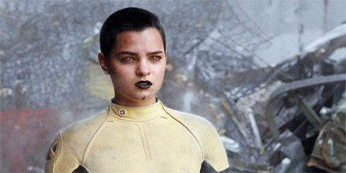 I got: Negasonic Teenage Warhead! Which Deadpool Character Are You?