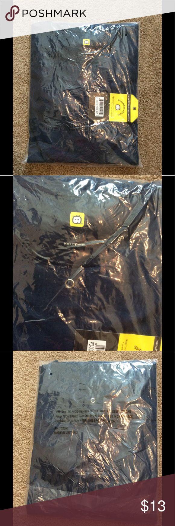 NWT Navy Scrub Jacket NWT Navy Scrub Jacket, Size Medium, New in package wonderwink scrubs Jackets & Coats