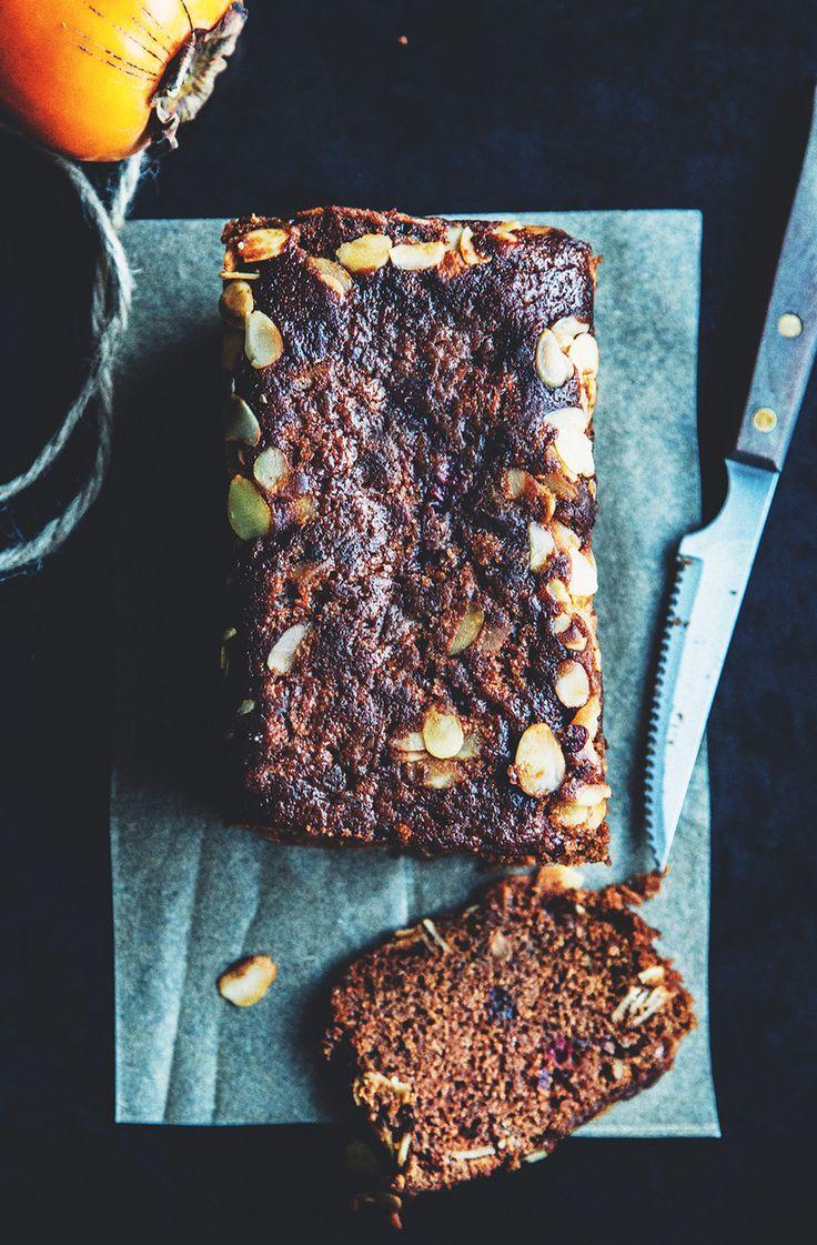 Soft ginger cake - swedish pepparkaka — Nourish Atelier