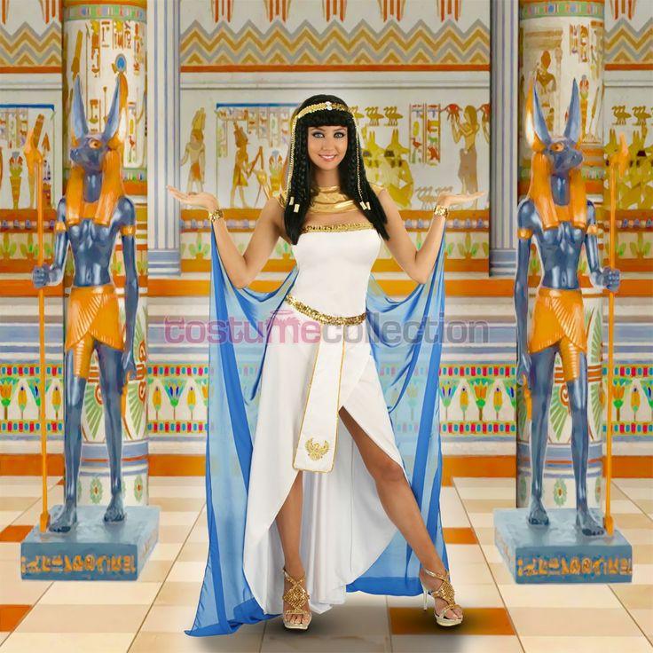 Queen Cleopatra Fancy Dress Costume