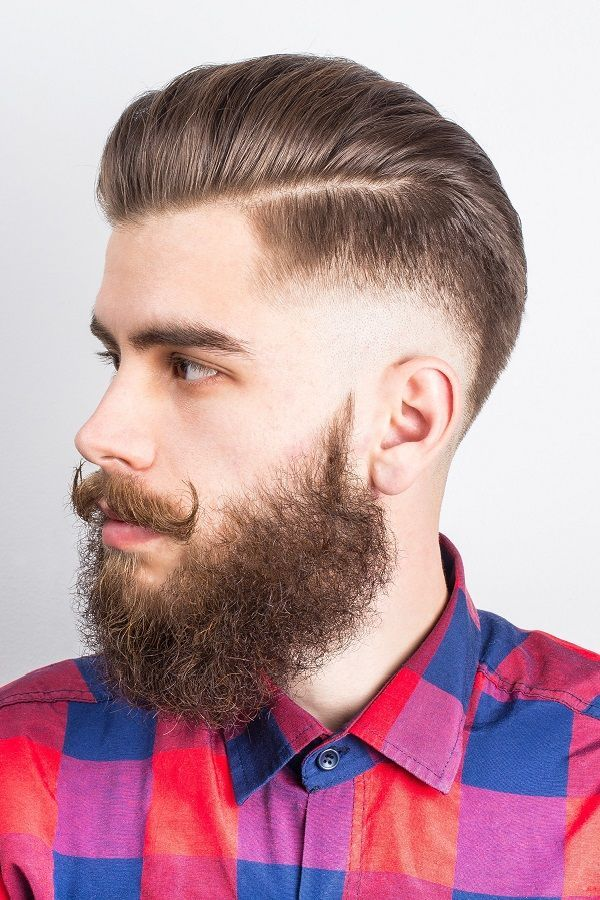 How To Straighten Your Curly Beard 4 Simple Ways From Beardoholic