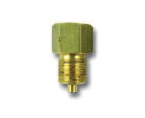 "Brass Adaptor 1/2"" BSP F x 3/8"" BSP M"