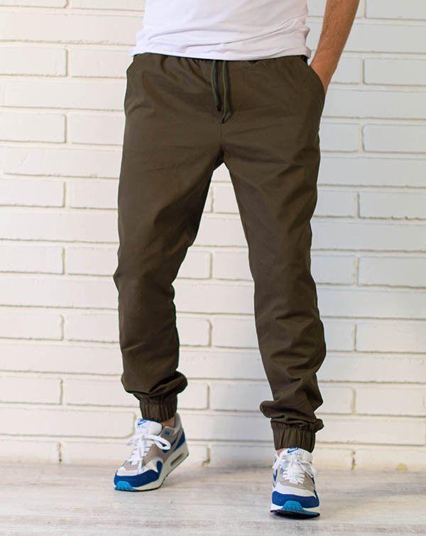 Стильные брюки-джоггеры