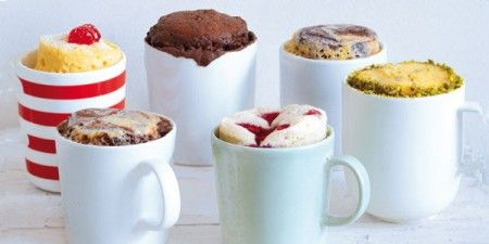 4 Idées de Mug cakes pour combler vos papilles !