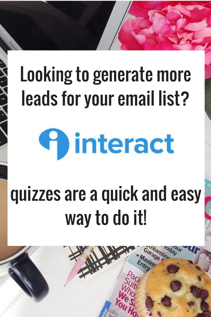 quizzes, lead generation, email lists, emailing, making money, leads, list building
