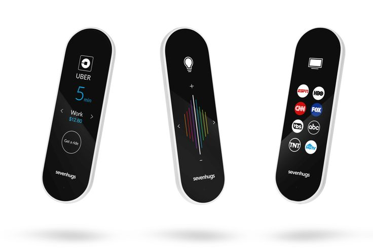 The Sevenhugs Smart Remote has raised over $1M on Kickstarter, find out why. #smarthome #IoT #TV http://www.businesswire.com/news/home/20161214005428/en/Sevenhugs-Smart-Remote-Skyrockets-1-Million-Pre-Orders