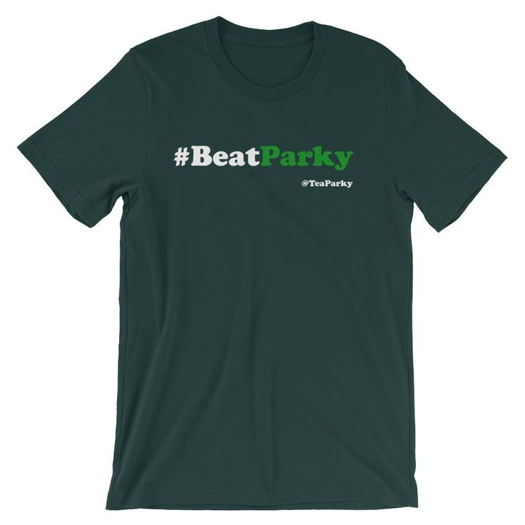 #BeatParky Short-Sleeve Unisex T-Shirt (Dark Colours)