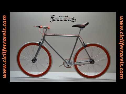 fixed single speed fixie vintage bike bicycle scatto fisso