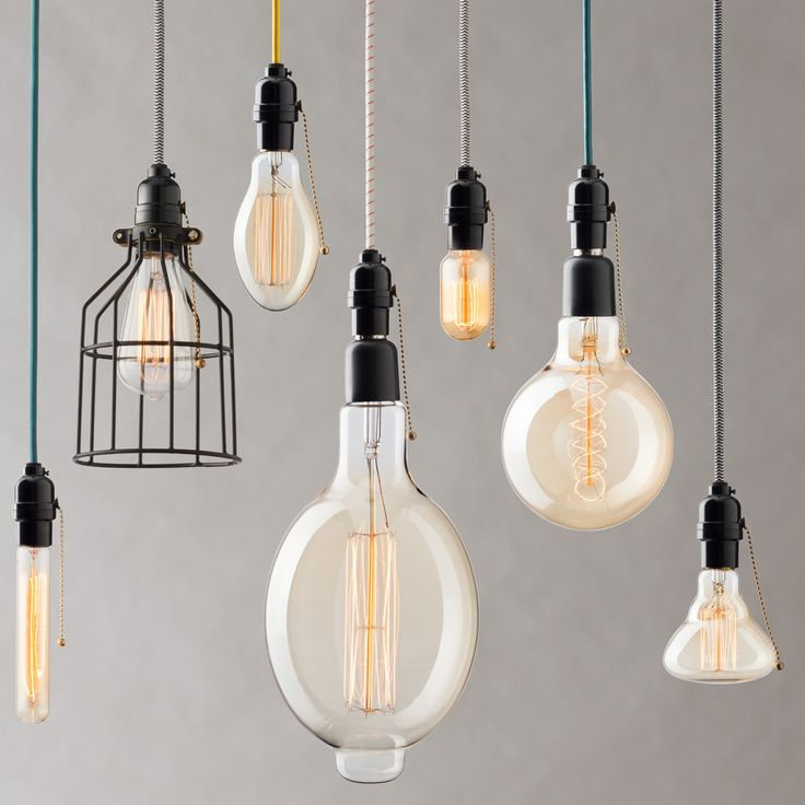 BT180 Oversize Filament Bulb | Light Bulbs | Lighting