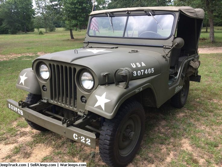 152 Best Military Jeeps For Sale Images On Pinterest Cart Jeeps