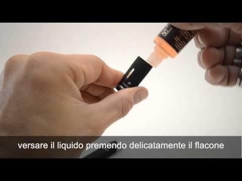PUFF Tips ricarica AVATAR 2.0 (sigaretta elettronica)