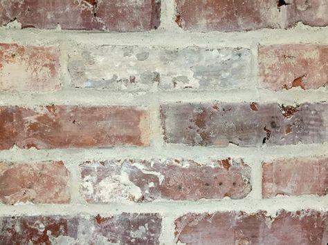 Die besten 25+ Verblendziegel Wand Ideen auf Pinterest DIY Wand - unbehandelte ziegelwand