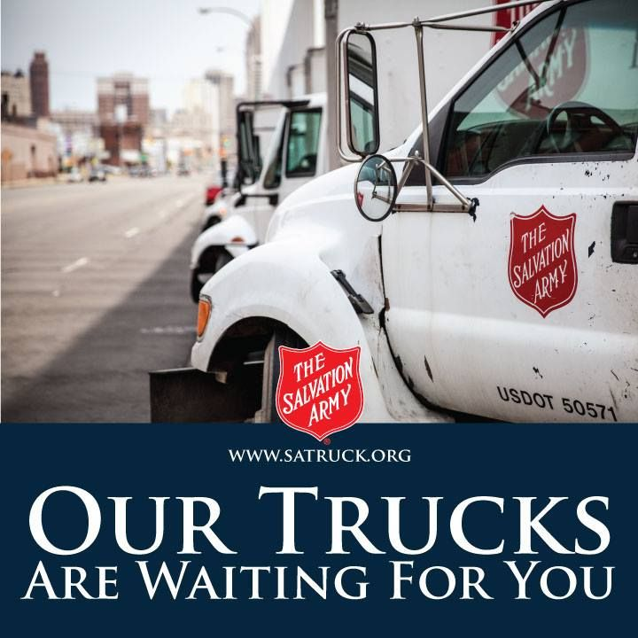 Did You Know That The Salvation Army Offers Free Donation Pickups When You Donate You Re Helping Fund Programs That Hel Salvation Army Fun Things To Do Donate