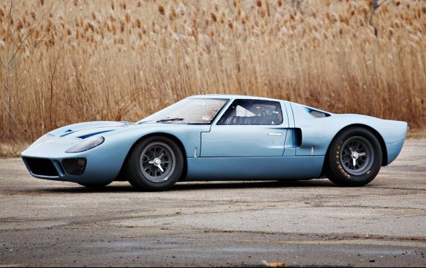 1966 Ford GT40 Mk I | Gooding & Company