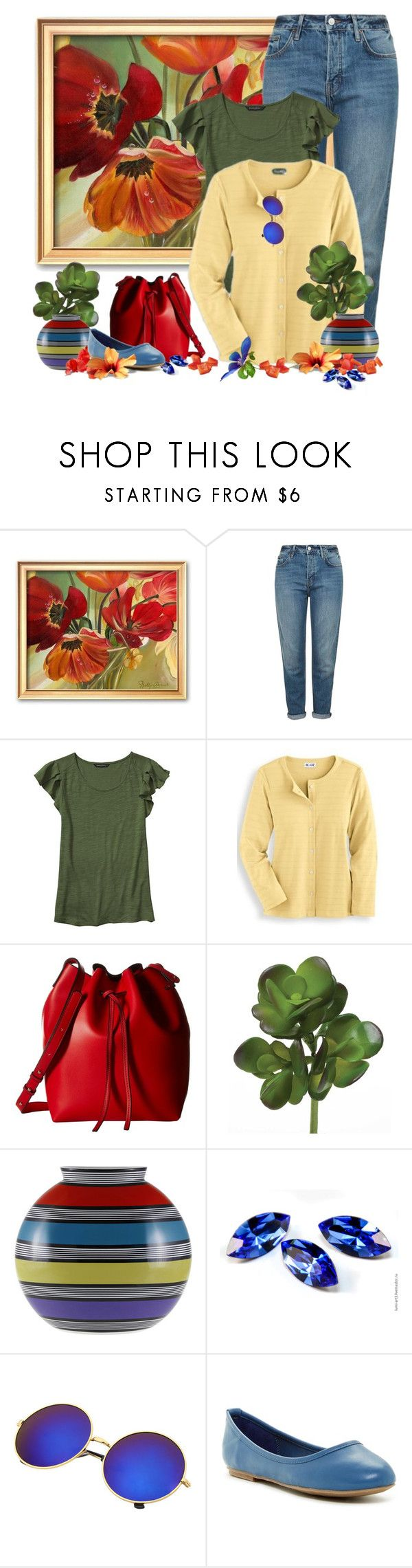 """""""fall"""" by tinkertot ❤ liked on Polyvore featuring Topshop, Banana Republic, Blair, Gabriella Rocha, Missoni Home and MIA"""
