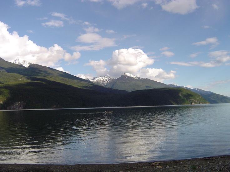 Kootenay Lake near Kaslo, B.C.