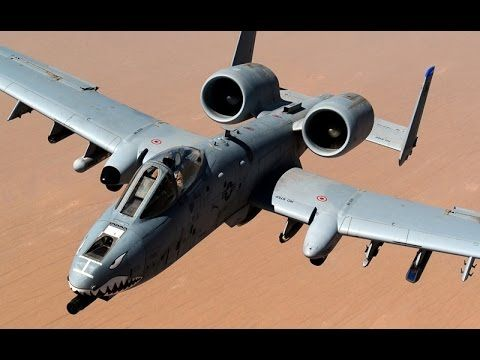 The A-10 Thunderbolt II Attack Aircraft