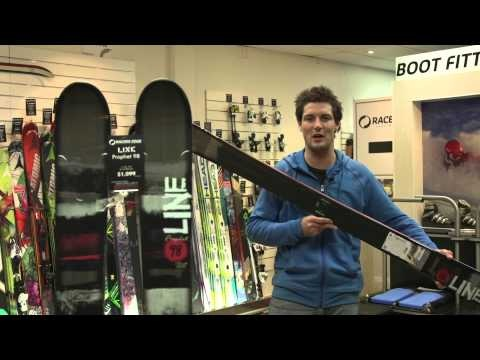 2013 Line Prophet 98 - Product Feature Video by Racers Edge Wanaka