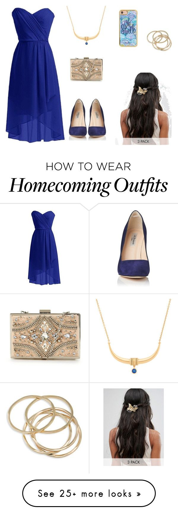 """Untitled #58"" by zazaza23 on Polyvore featuring AYA, L.K.Bennett, Forever Unique, Lilly Pulitzer, Her Curious Nature and ABS by Allen Schwartz"