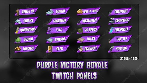 Pin By Zack On Twitch Panels Twitter Design Twitch Paneling
