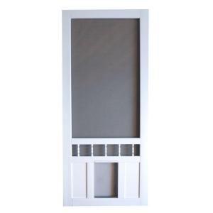 25 best ideas about pet screen door on pinterest dog for Home depot back doors