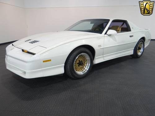 1988 Pontiac Trans Am GTA Notchback For Sale