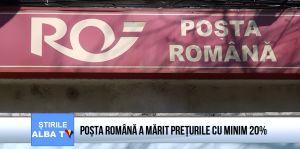 E luna ianuarie, vorbim de noi scumpiri. De aceasta data in ceea ce priveste Posta Romana. Operatorul care prelucreaza 75 la suta din totalul trimiterilor postale din Romania, a majorat de la 1 ianuarie 2014 tarifele serviciilor prestate pe piata libera, cu procente cuprinse intre 20 la suta si 120 la suta.