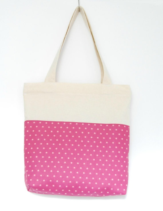Gorgeous cotton tote bag!  By Arigato-Bcn on Etsy.