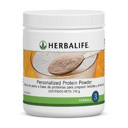 Personalized Protein Powder Mezcla en polvo a base de proteínas para preparar bebidas y alimentos. Proteínas de soya y suero de leche de alta calidad y libre de grasas para ayudarle a satisfacer su apetito y lograr sus metas de buena nutrición. Una forma de incrementar la ingesta de proteína, lo cual ayuda a mantener su nivel de energía entre comidas y le ayuda a mantener la masa muscular magra. Es ideal para mezclar con su batido y/o comida favorita. INFO: 04249024041