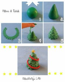 BlackBetty'sLab: Tutorial Albero di Natale 2