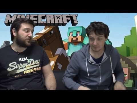 Inside Minecraft : On est DANS le jeu grâce à l'Oculus Rift (merci Mark)!