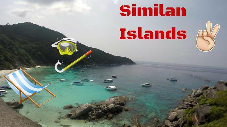 Phuket | Similan Islands Tour: Donald Duck Bay 2016  (Thailand, Snorkeling)