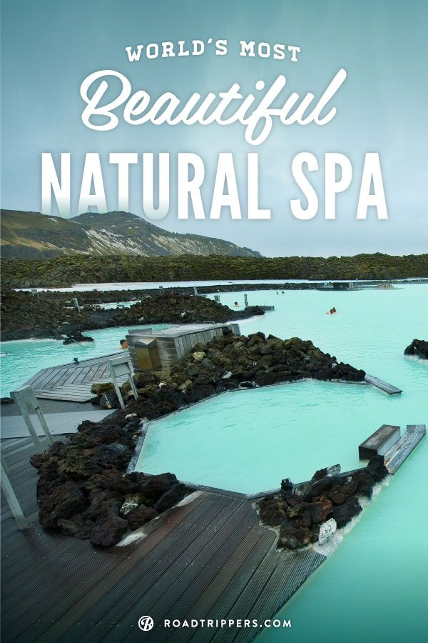 This amazing tourist attractions is praised for its healing effects. Visit The Blue Lagoon for yourself.