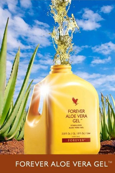 Take natural supplements from Forever Living to get the most benefits and be healthy!