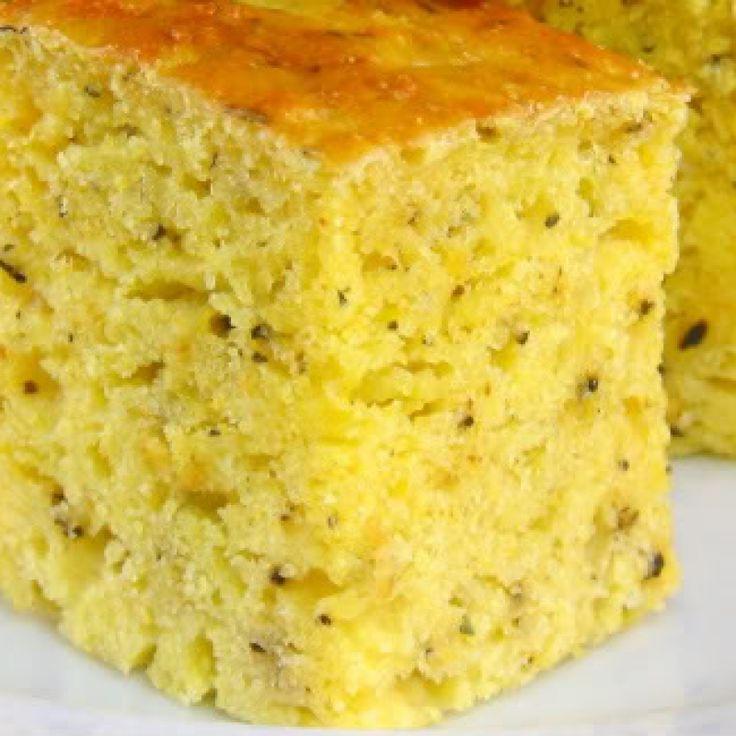 Zucchini Cornbread Recipe from Grandmothers Kitchen.