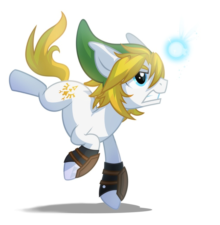 The only reason I pinned this is because 1:its Link. 2:Its Link as a pony. It doesn't get much better than that.