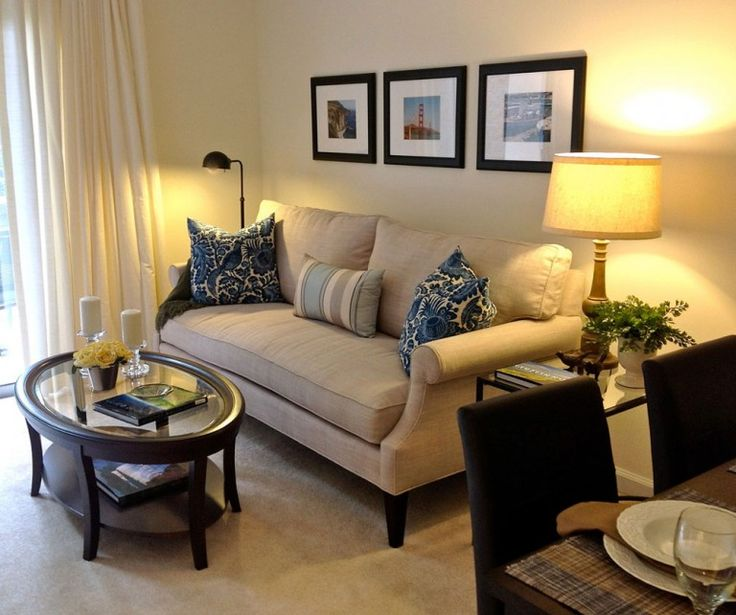 apartment living room design. 10 apartment decorating ideas hgtv