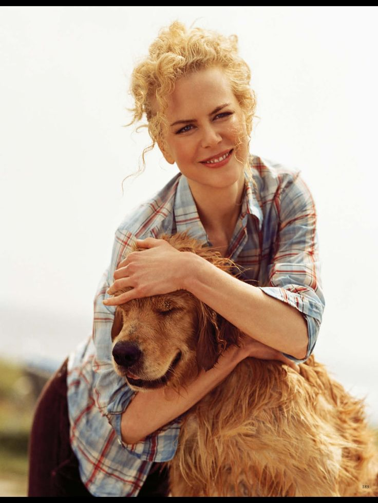 nicole kidman by bruce weber for vogue germany august 2013