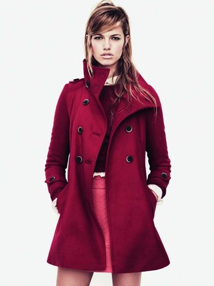 Zara TRF F/W Lookbook | conundrum: Cute Coats, Style, Fall Coats, Fashion Observed, Colors, Jackets, Trench Coats, Hailey Clauson, Red Coats