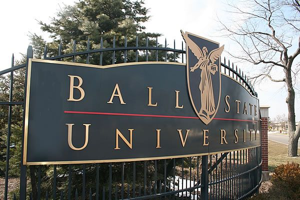 Ball State University, Muncie, Indiana.