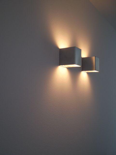 Abitazione privata #illuminazione #parete #LED #Ligting #Design