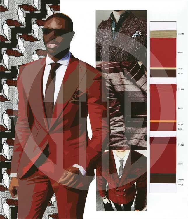 2020 2019 Mens Fashion Trends.A A Gentlemen Men S Color Trends A W 2019 2020 Mode