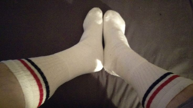 Coole Weiße Sportsocken 39-42 . gay wear Gayromeo
