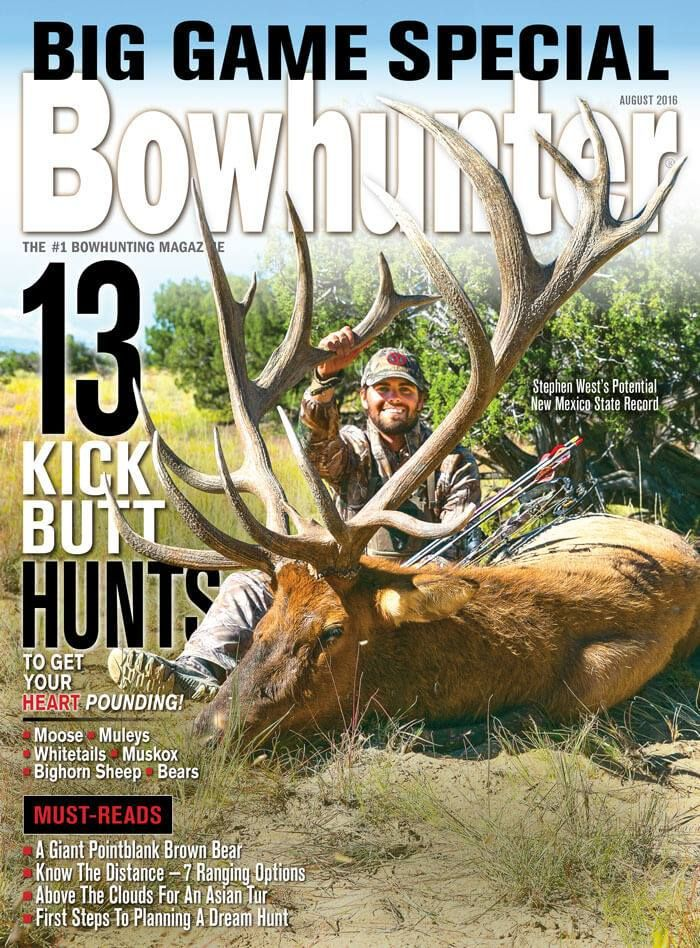 #Bowhunter #Magazine -  Grab your Copy form  https://www.magazinecafestore.com/bow-hunting-magazine.html