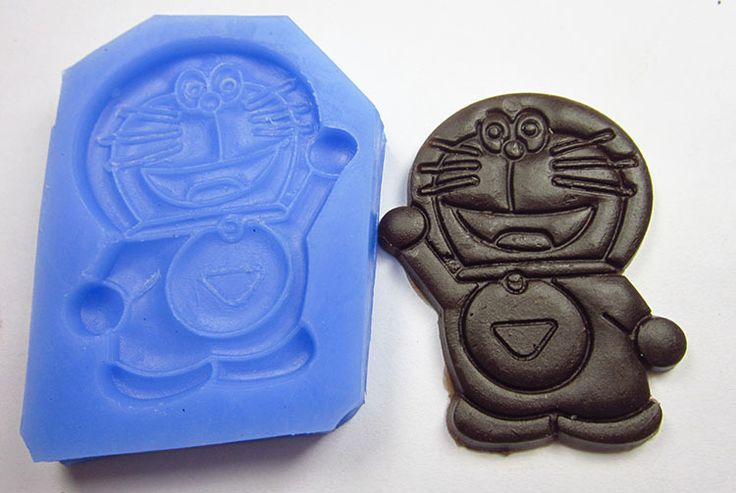 Doraemon stampo in silicone famoso cartone animato muffa della torta di cioccolato fondente stampi in Oem secondo i disegni dei clienti  Oda Torta di stampo su AliExpress.com | Gruppo Alibaba