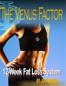 John Barban's The Venus Factor: The Venus Factor Review