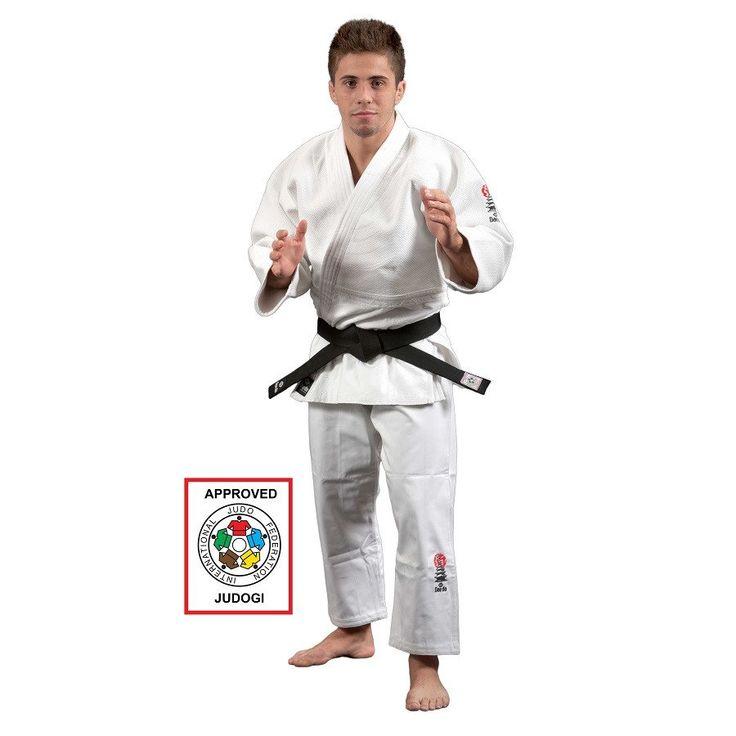 Judogui Blanco Daedo Homologado IJF - €144.00   http://soloartesmarciales.com   #Taekwondo #SacosdeBoxeo #DobokDaedo #DobokAdidas #Hapkido #Aikido #BJJ #Karate #Judo #Boxeo #Ninjutsu #CletoReyes #Rudeboys #Mizuno #Sambo