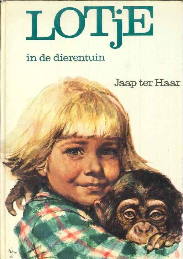 kinderboekje van Jaap ter Haar