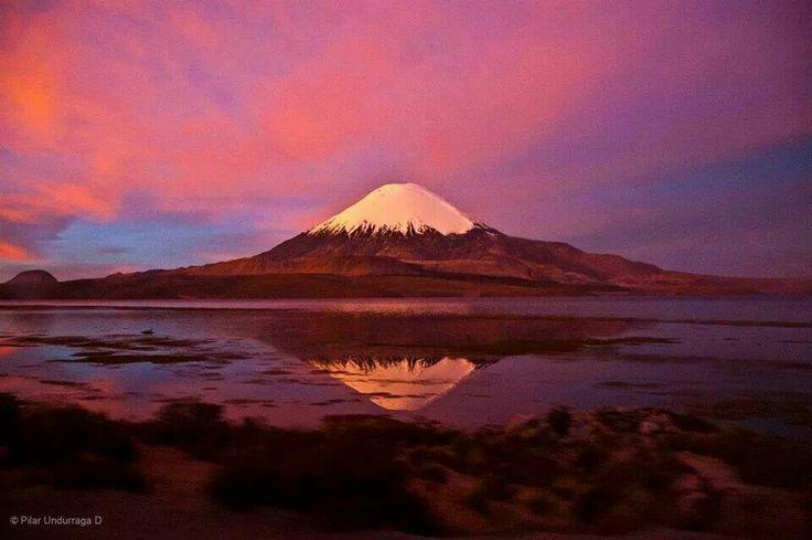 Chungara Lake, Chile